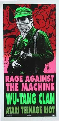 TAZ RAGE AGAINST THE MACHINE WU-TANG CLAN ...