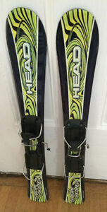Head snow skater downhill skis for sale!