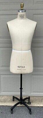 Modern Model 42ym Male Dress Form Model 1998
