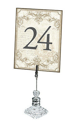 Gold Wedding Table Numbers (1-24 Vintage Gold Elegant Wedding Table Numbers Number)