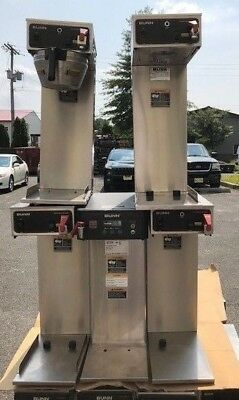 Bunn Coffee Used Airpot Brewers Lot Of 5