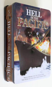 Hell in the Pacific - collector tin edition  DVD