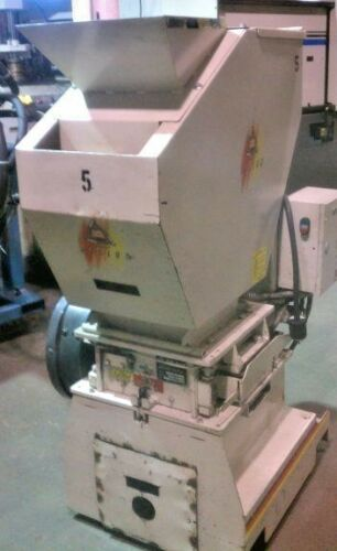 "BALL & JEWELL GRANULATOR, 16.5"" X 16.5"" , 7 1/2 HP (U4133)"