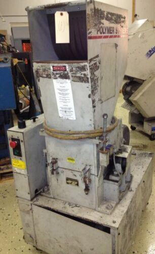Polymer Systems 912SPL Granulator