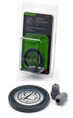 3m 40018 Littmann Stethoscope Spare Parts Kit For Master Cardiology Grey