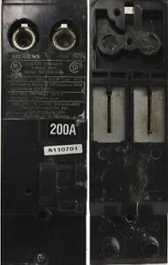 siemens 200 amp breaker