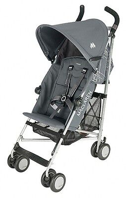 Maclaren Triumph Charcoal 2011 Stroller Brand New in Original Box on Rummage