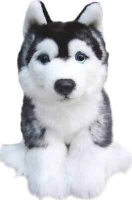 Siberian Husky teddy SIBERIAN HUSKIES soft toy dog plush toys SPITZ dogs...