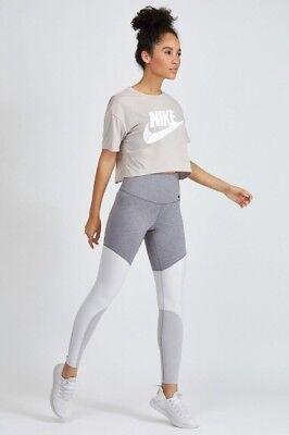 Women's Nike Leggings Sculpt Lux Running Yoga Gym Sports Wear Size Medium
