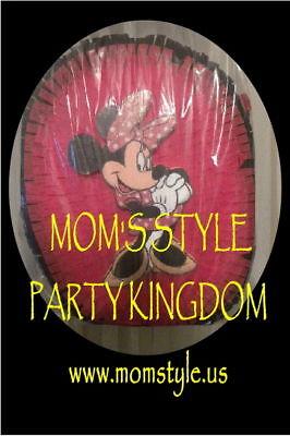 Minnie pinata Birthday Party  rd - Minnie Pinata