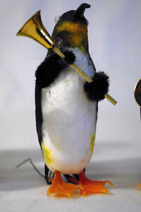 Christmas Penguins Playing Instruments (5) London Ontario image 3