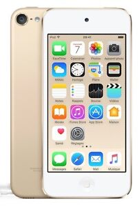 IPOD TOUCH 6 - GOLD - 16Go