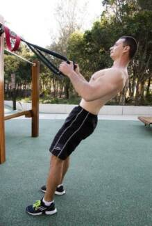Suspension Training + Idealbody4life=Results