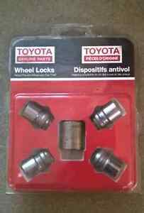 Toyota Wheel Locks