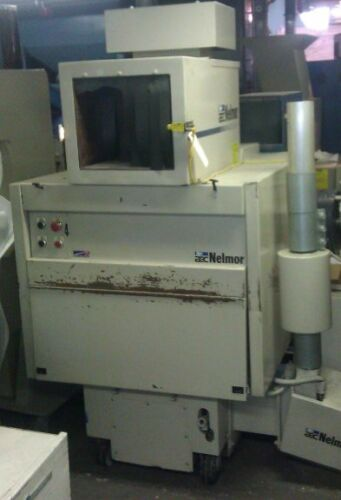 NELMOR  GRANULATOR,  12x15, WITH 7.5 HP MOTOR (I4034)