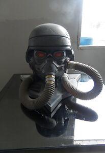 KILLZONE HELMET GAS MASK