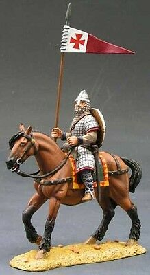 - KING & COUNTRY MEDIEVAL KNIGHTS MK001 MOUNTED KNIGHT WITH LANCE MIB