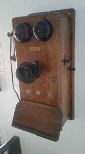 Lovely Northern Electric Wall Phone