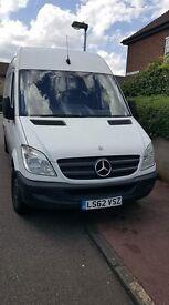 Mercedes-Benz- Sprinter lwb 313 CDI 2012 reg Newham London