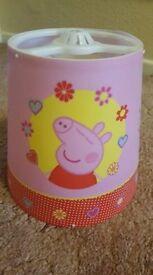 Peppa Pig Lampshade