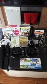 wii and all accessories