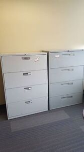 filing cabinet - by donation