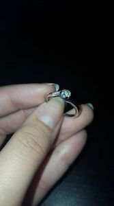 $275 for over $600 engagement ring.
