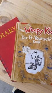 Diary of a wimpy kid books comic books gumtree australia gold diary of a wimpy kid set solutioingenieria Images