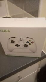 Xbox one White new controller