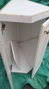 Corner Cabinet - $20