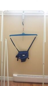 Sold PPU - Jolly Jumper with stand