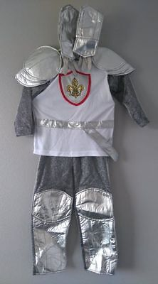 Knight Armor Costume for Child NEW from the Tower of London -  inc bag age 4-7 ](Knights Armor For Kids)