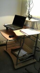 $75 GETS YOU THE DESK & CHAIR  (STEAL OF A DEAL)