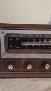 1950 tube radio in great shape