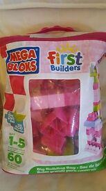 Mega Bloks First Builder Bag