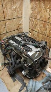 K20A3 FULL SWAP  a vendre  DE QUEBEC !!!!!!