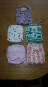 Rumparooz cloth diapers