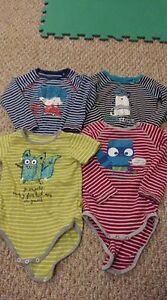 24 months Souris Mini onesies