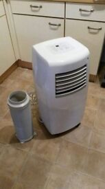 Home base 8000btu air conditioner Nearly new