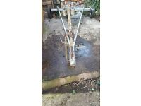 Snipe Small Boat Trailer / Launching Trolley 10 ft x 5 ft