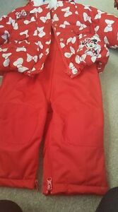 6-12 month snow suit