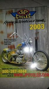 J&P Cycles parts book- 2003.