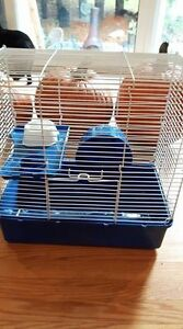 Gently Used Hampster Cage $10 Kingston Kingston Area image 1