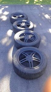 """16"""" Winter tires and rims 205 55 R16"""