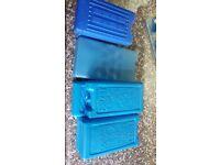 Freezer blocks x7