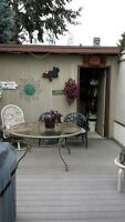3 BEDROOM 2 BATHROOM MOBILE HOME IN GREAT CONDITION  55+