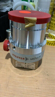 Pfeiffer Vacuum Tmh-262 Is Dn 100 Iso-k 3p Pm P03 595 A Turbo Vacuum Pump Pm 06
