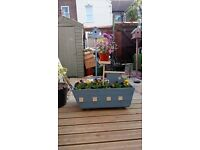handmade flower boat boxes for sale