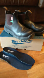 Blundstone CSA safety boots