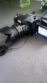 Panasonic bridge camera